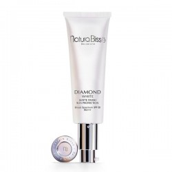 DIAMOND WHITE MATTE FINISH SUN PROTECTION SPF 50 PA +++