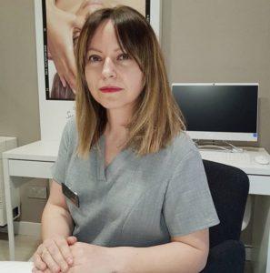 Eva Collar - Gerente y Coordinadora